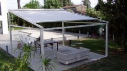 Pergolati Con Tende : Pergolati in alluminio con tende avvolgibili giovannardi a di